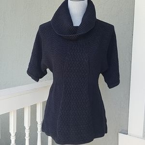 Style & co Petite Cable Tunic Top Size PS